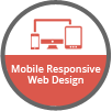 mobile responsive website design