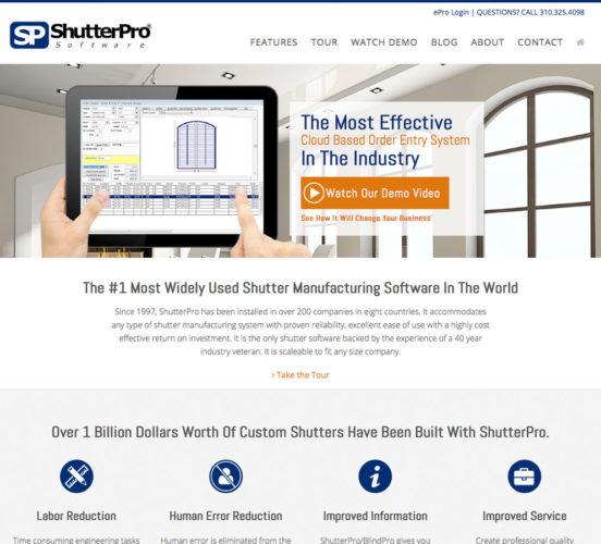 ShutterPro Redesign