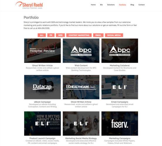 new-portfolio-page